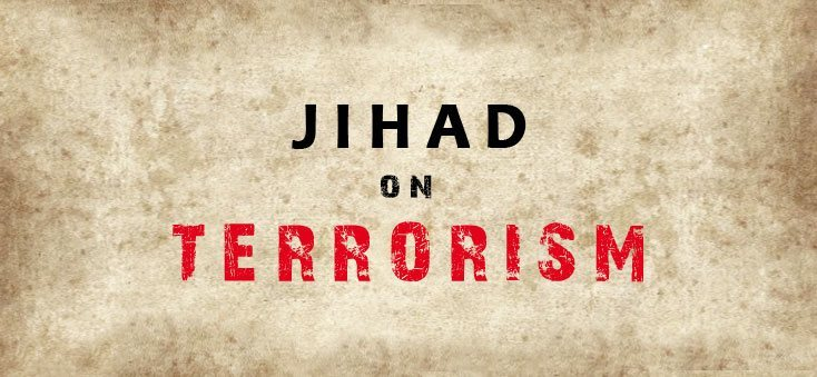 Jihad On Terrorism  The Muslim Tribune Jihad On Terrorism